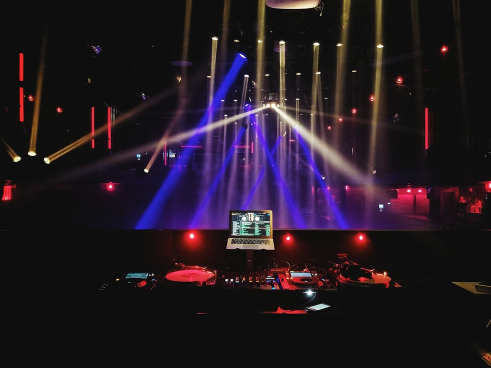 AVA.ie Event Lighting services