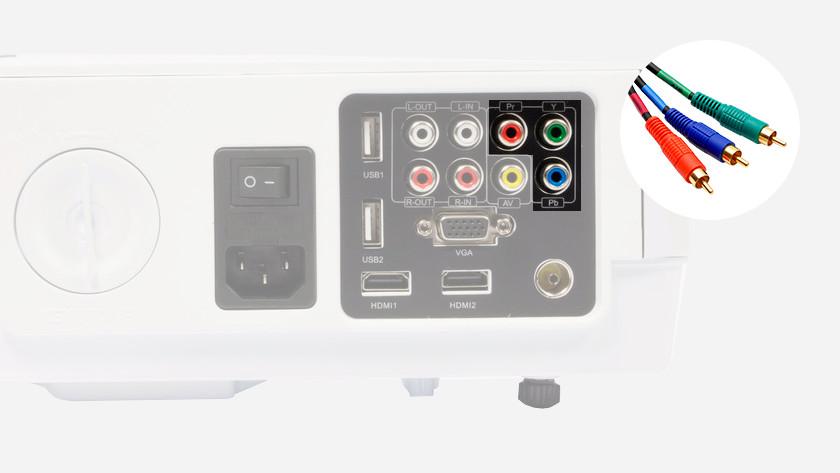 Component Video Port